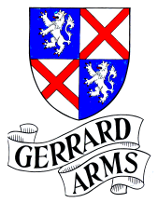 The Gerrard Arms coat of arms